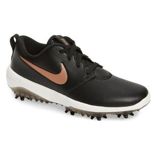 Nike Roshe G Tour Waterproof Golf Shoes In Black